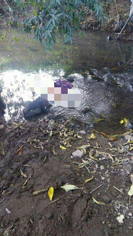 Encuentran cadáver en puente Las Tres Ceibas de Chalchuapa