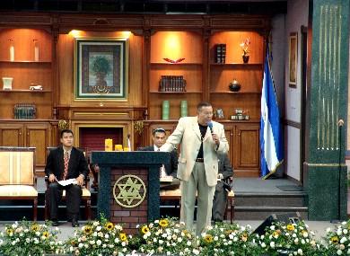 Fallece fundador del Tabernáculo Bíblico Bautista Amigos de Israel