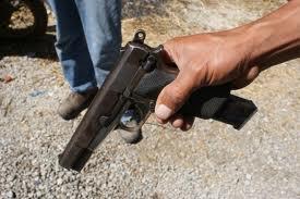 Dos pandilleros de la 18 condenados por tenencia ilegal de armas