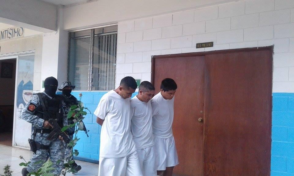 Tres sospechosos de la MS son arrestados por el asesinato del agente del CAM
