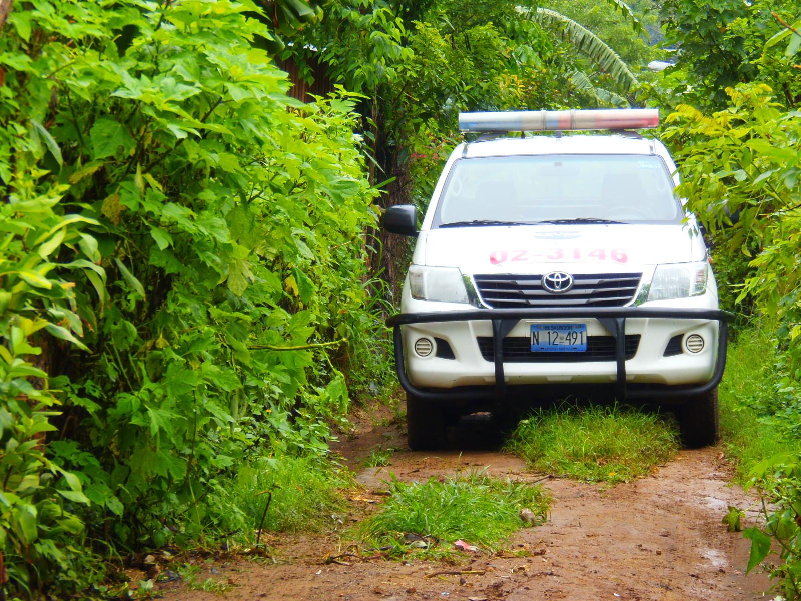 Homicidio en municipio de Metapán