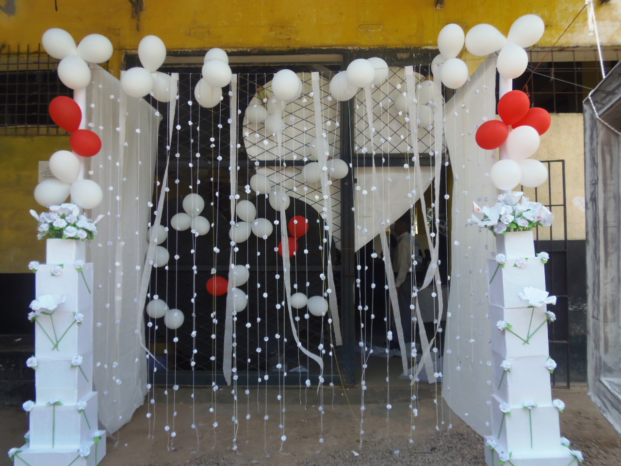 Reos celebran la época de fin de año en el Centro Penal de Apanteos