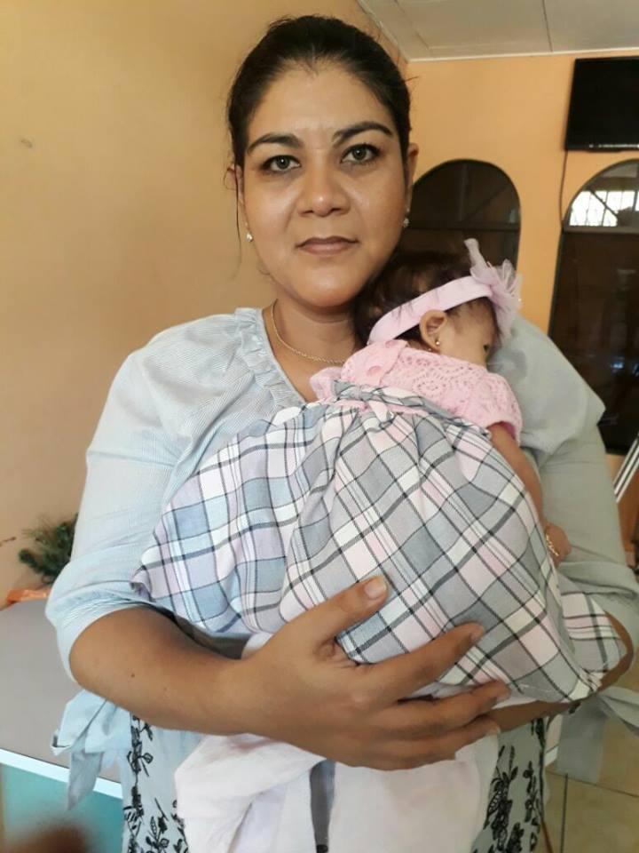 Madre pide ayuda económica para realizar una operación a su pequeña