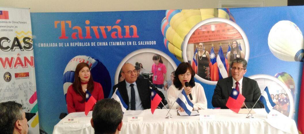 Beca Taiwán-MOFA 2018 y Beca Taiwán-ICDF 2018