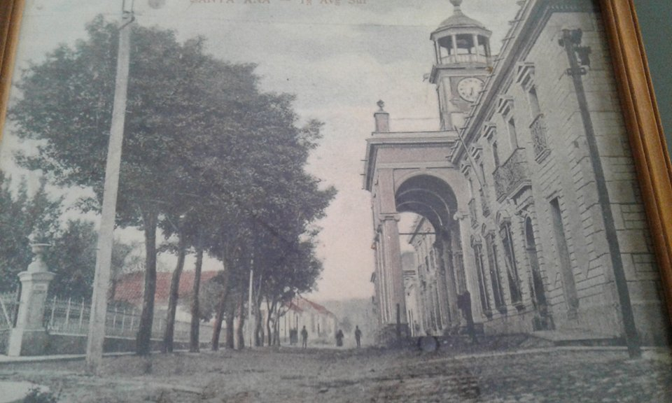 DATOS HISTÓRICOS DE SANTA ANA