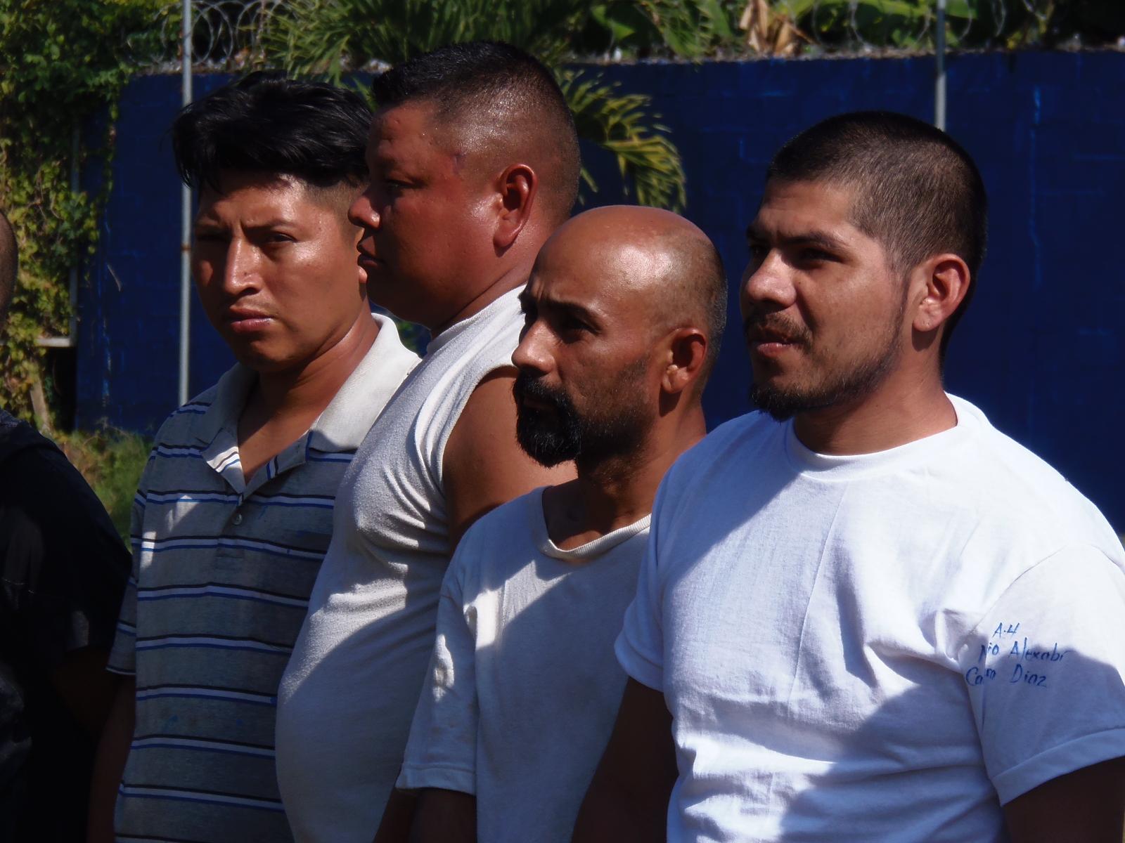 Procesan a miembros de la estructura criminal Los Arcenses Malditos Locos Salvatruchos