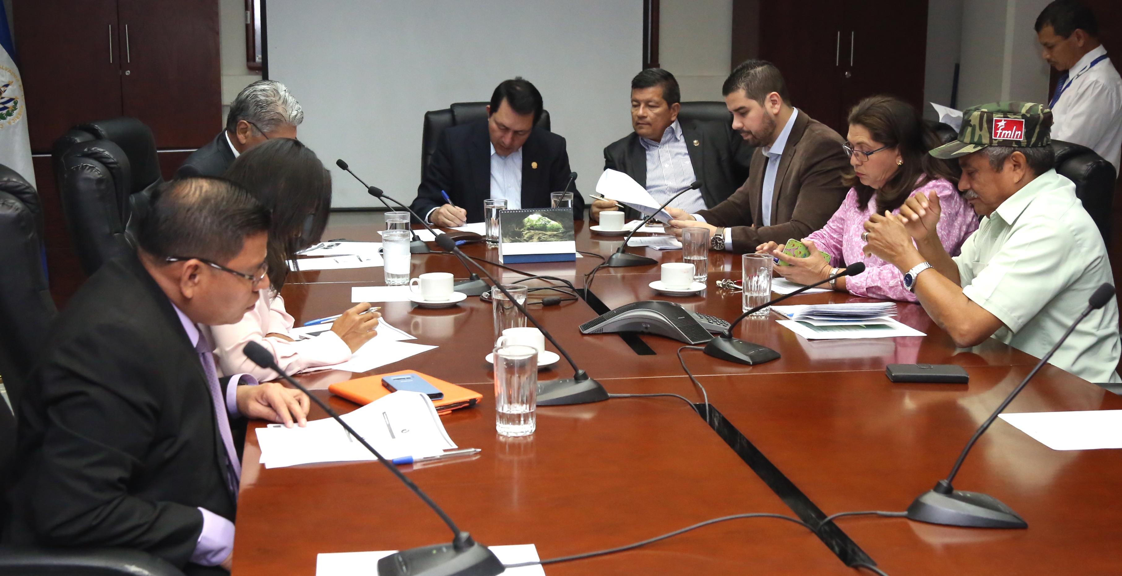 Dictamen favorable para delimitar municipios de Chalchuapa y Santa Ana