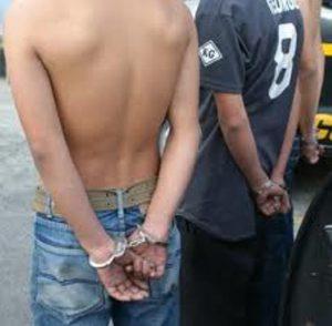 Cuatro pandilleros de la 18 condenados a 26 años de carcel