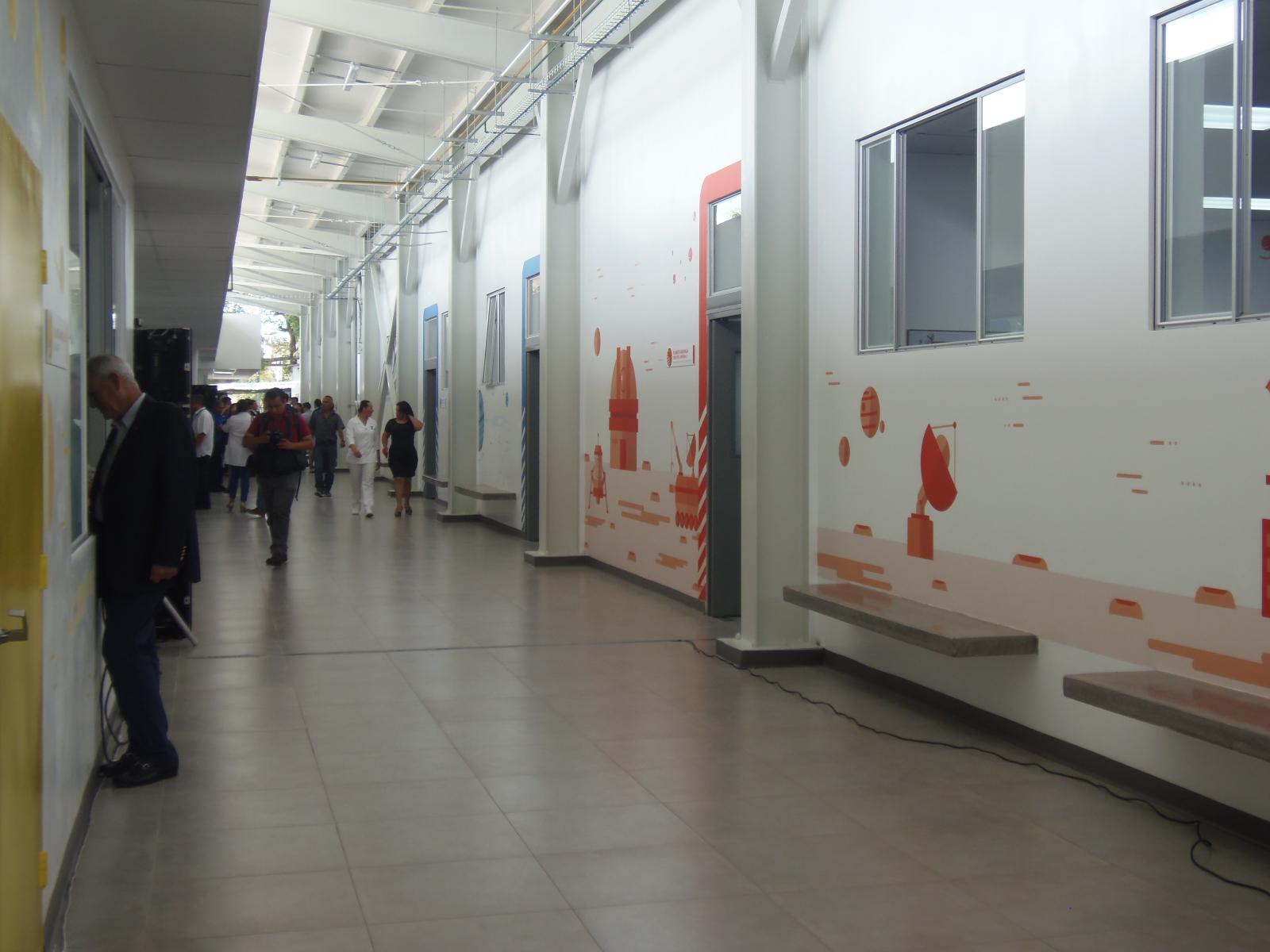Más de 350 mil niños serán beneficiados con la nueva condiciones del área de pediatría del hospital San Juan de Dios – Santa Ana
