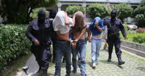Cinco pandilleros de la MS son condenados a 16 años de prisión por Extorsión Agravada en Metapán