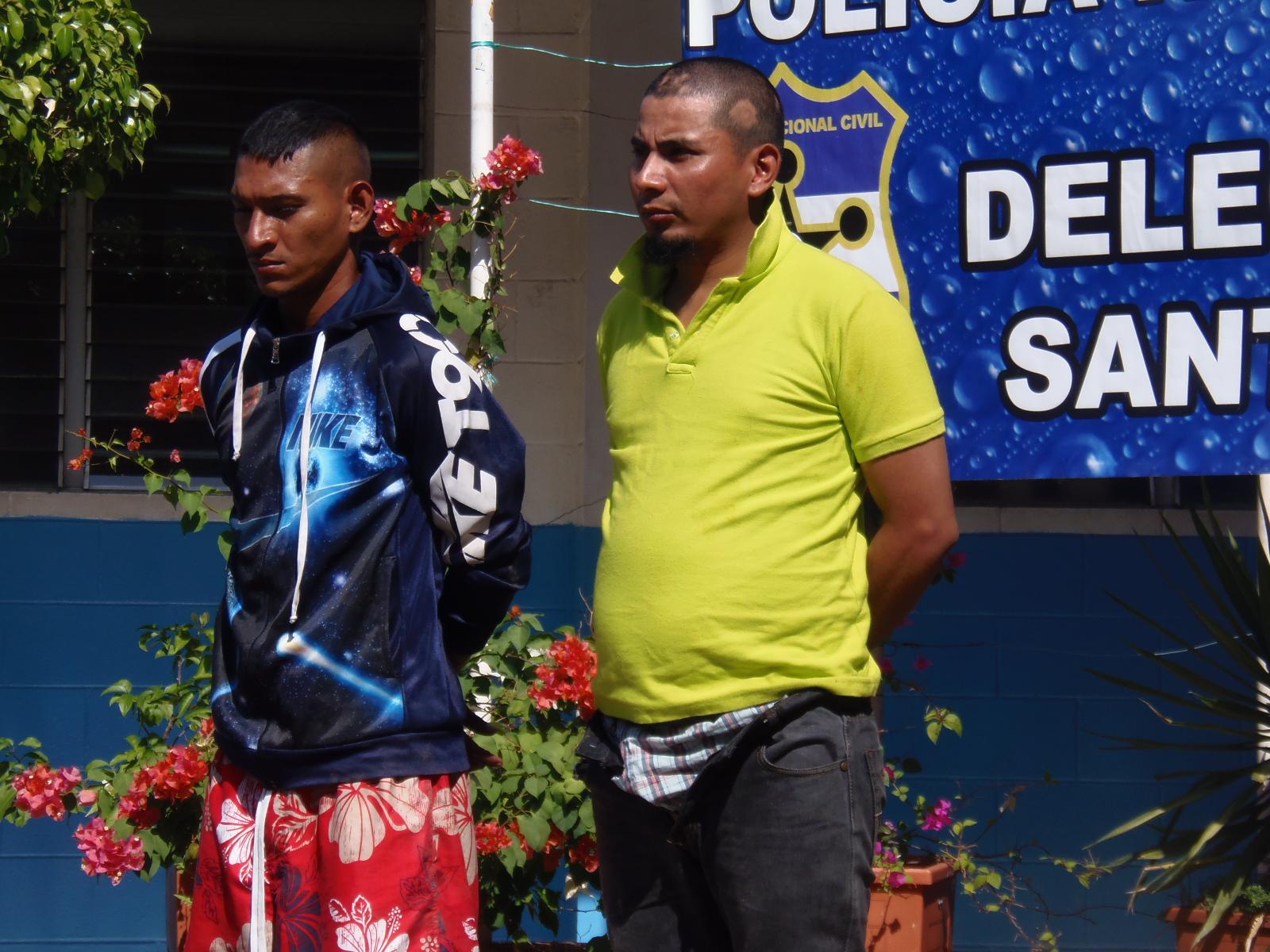 Sujetos  acusados de homicidios son capturados por la policía