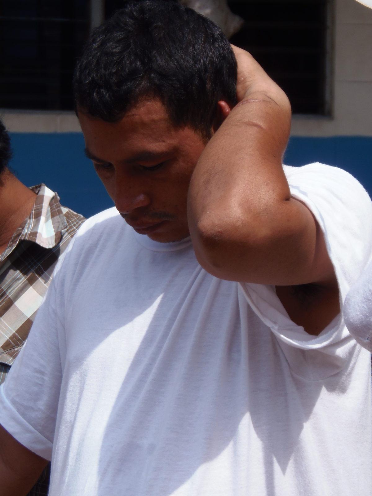 Líder de la clica que opera en el sector del mercado Colón es intimado por el delito de homicidio