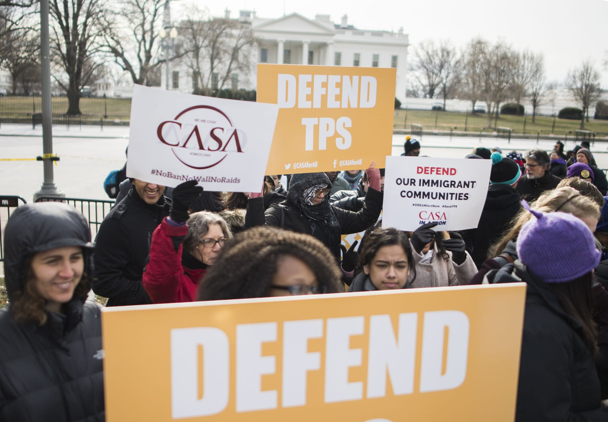 Continúan esfuerzos en favor de salvadoreños amparados en TPS
