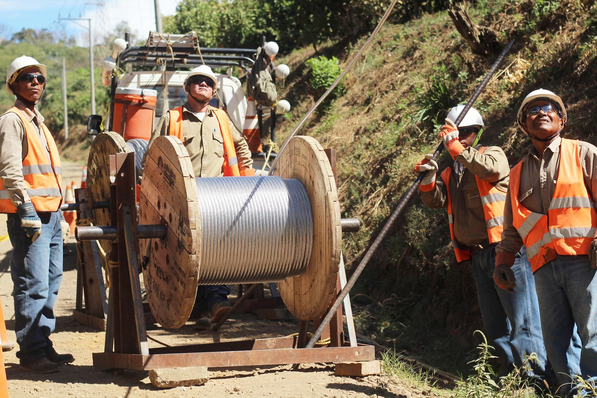 CLESA invierte $130 mil para mejorar servicio de energía en Sonsonate y Ahuachapán