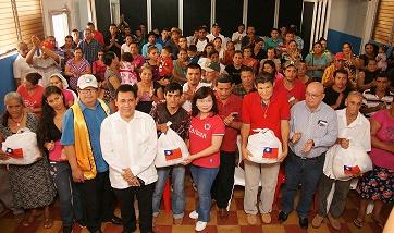 Taiwán se solidariza con salvadoreños afectados  por Enjambre Sísmico