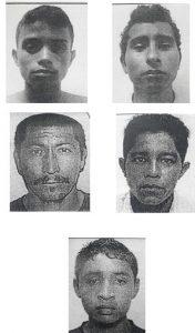 Ordenan detención provisional contra cinco pandilleros de la 18 por feminicidio en Santa Ana