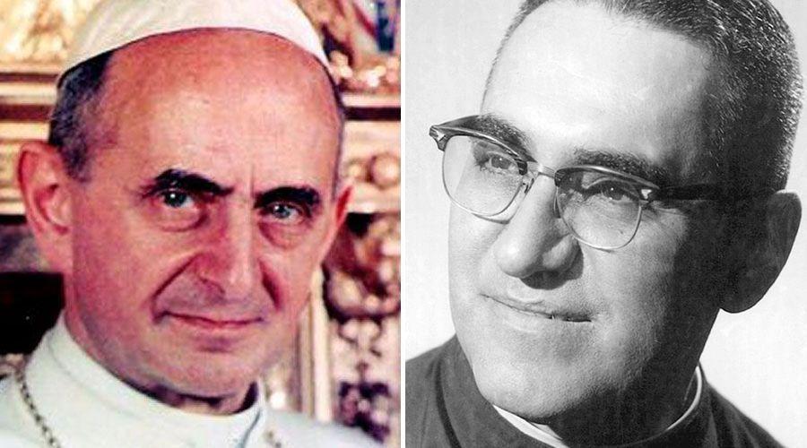 Monseñor Oscar Romero será canonizado el próximo domingo 14 de octubre
