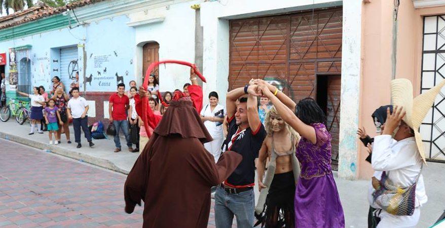 Metapanecos celebran sus fiestas patronales 2018