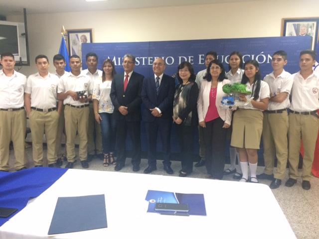 Taiwán contribuye a la realización del Campamento de Robótica Educativa 2018