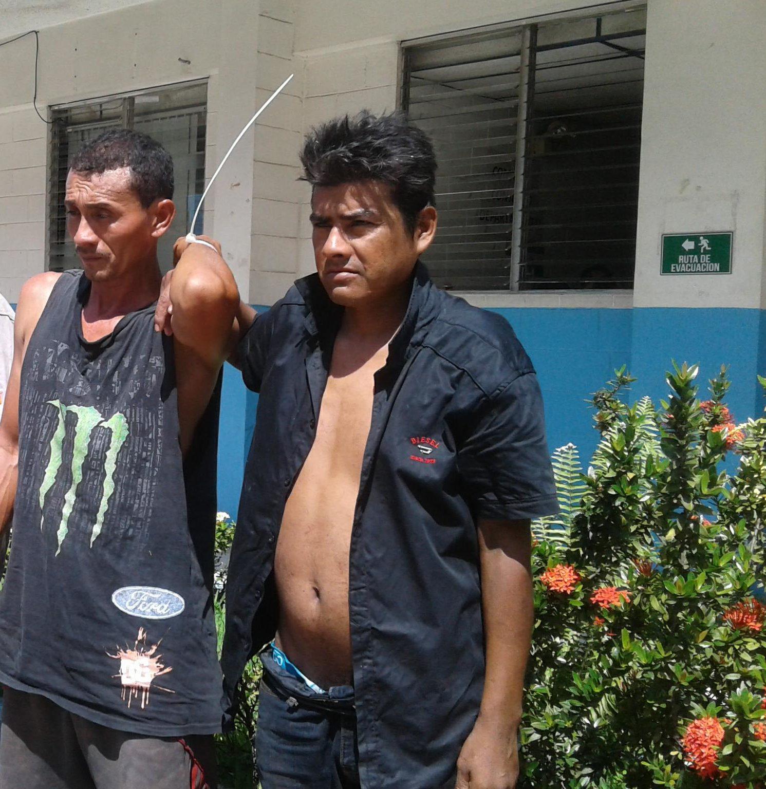 Instrucción con detención contra dos sujetos acusados de feminicidio agravado en Metapán