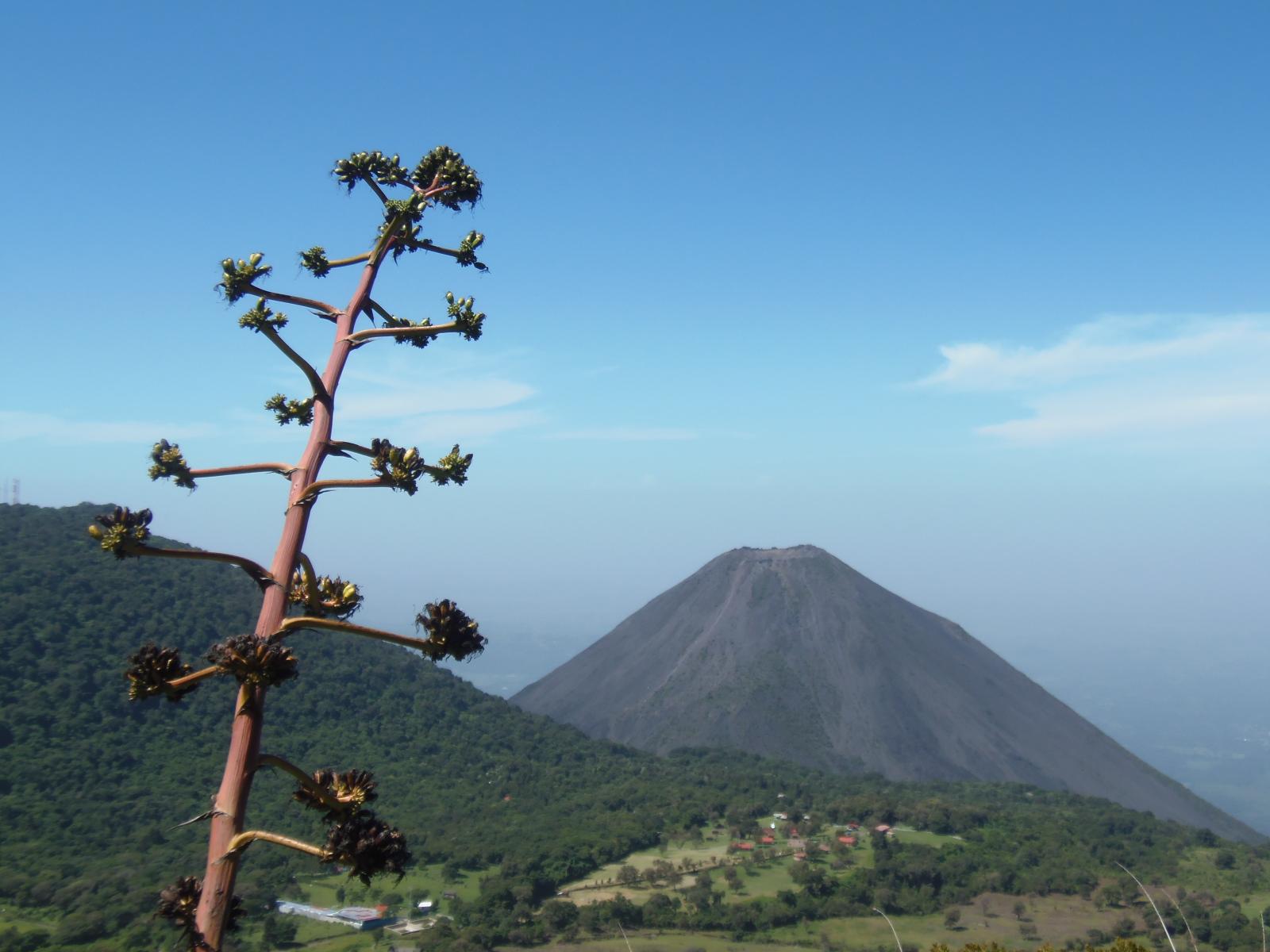 Seguridad para turistas que visitan los volcanes del occidente del país