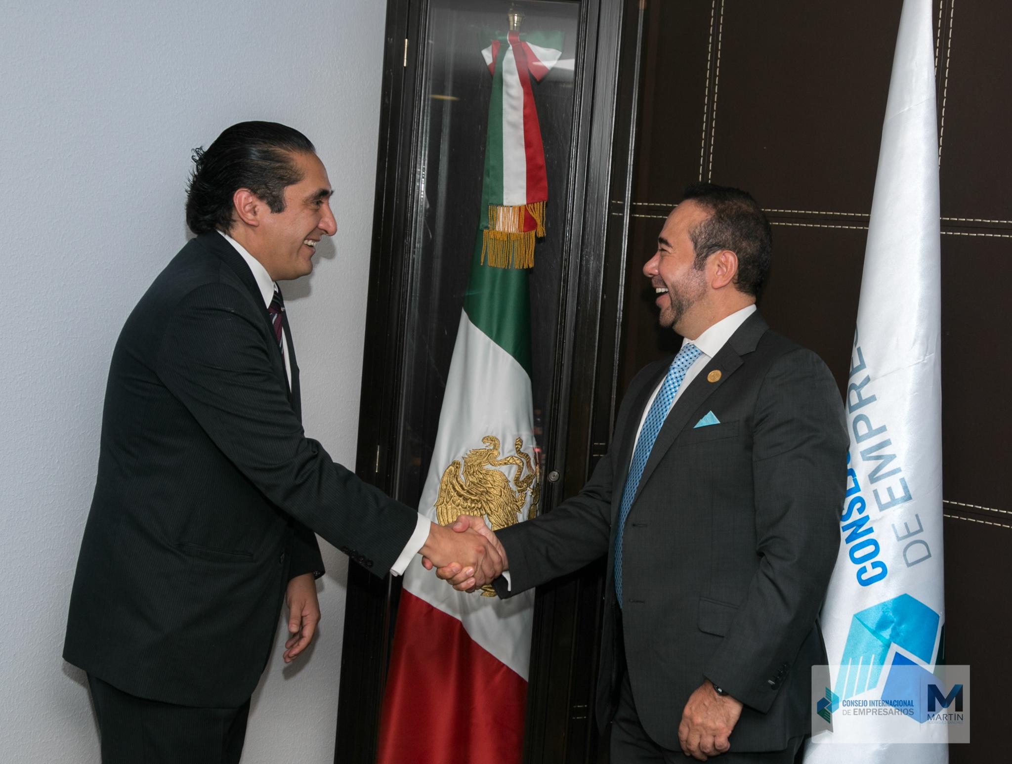 Habrá oportunidades en América Latina para trabajar  en conjunto con Gobierno de AMLO: COINE