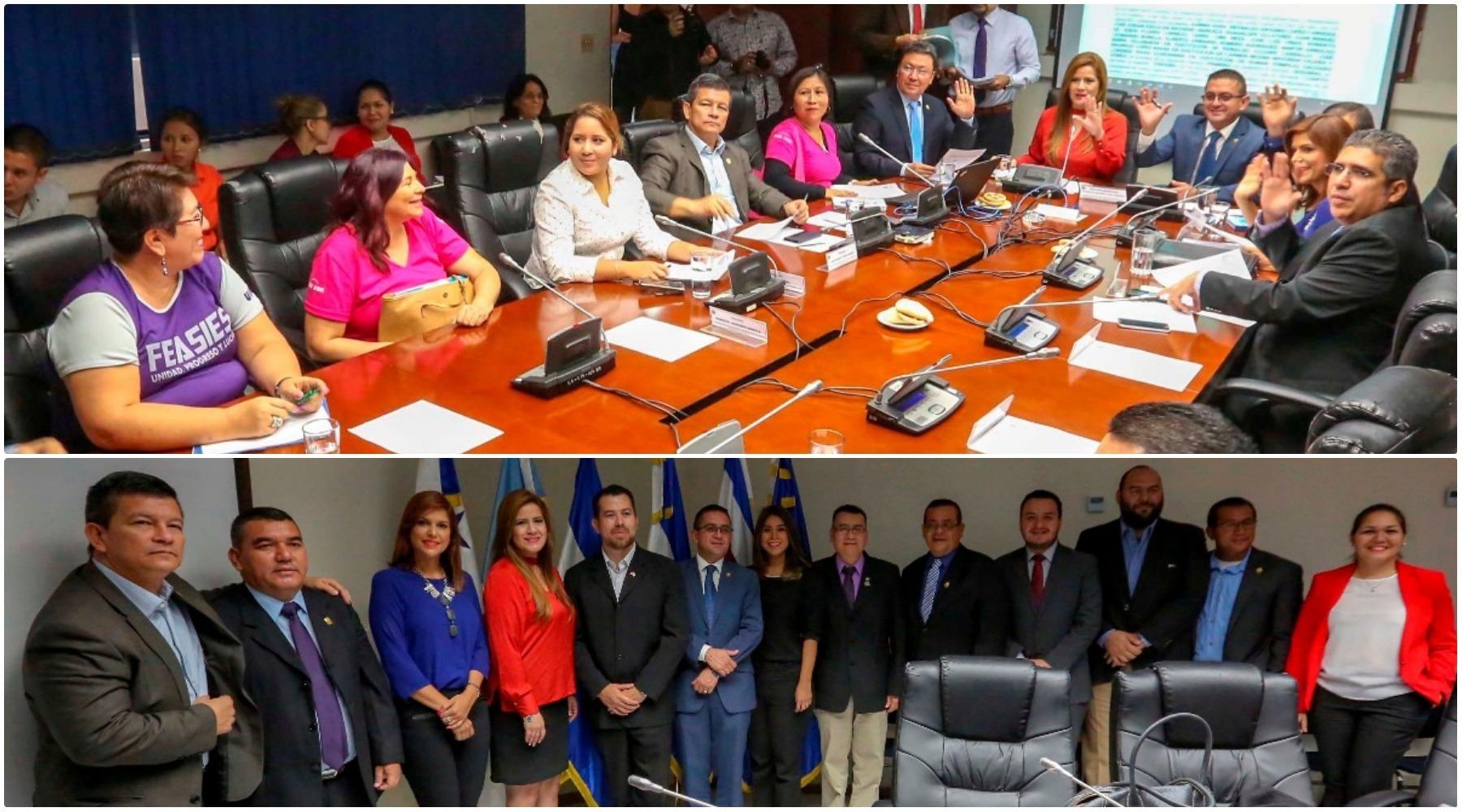 Respaldo para que El Salvador se adhiera a la unión aduanera entre Guatemala y Honduras