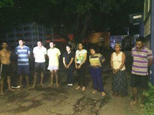 FGR golpea de nuevo estructuras terroristas en Sonsonate y Ahuachapán