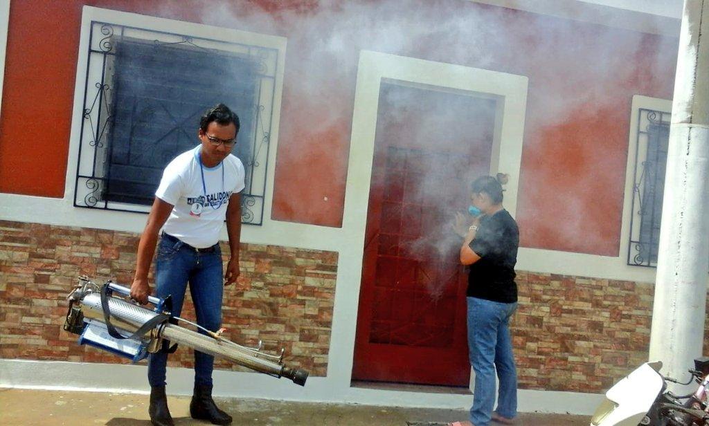 Desarrollan la Fase Municipal  de la Campaña Nacional contra el Dengue, Zika y Chickungunya