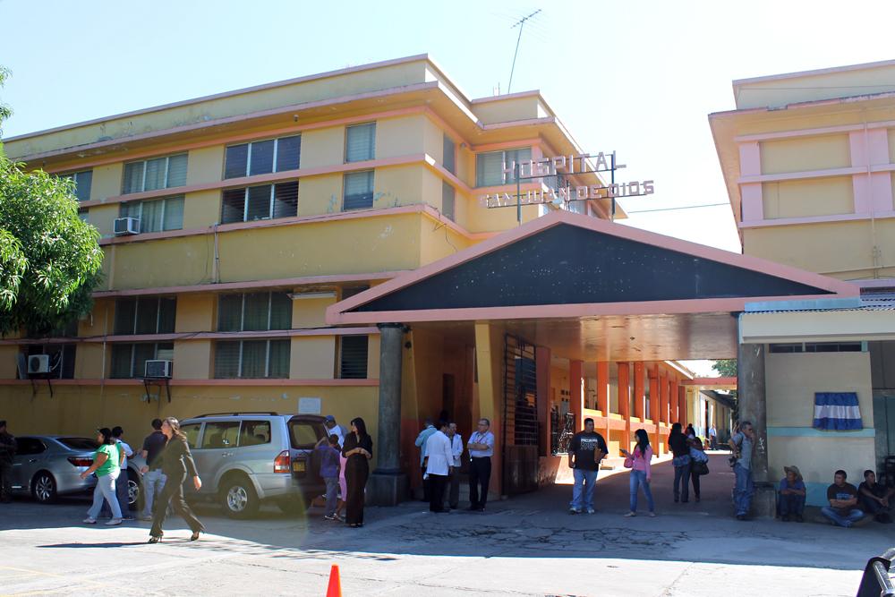 Breve reseña del hospital San Juan de Dios de Santa Ana