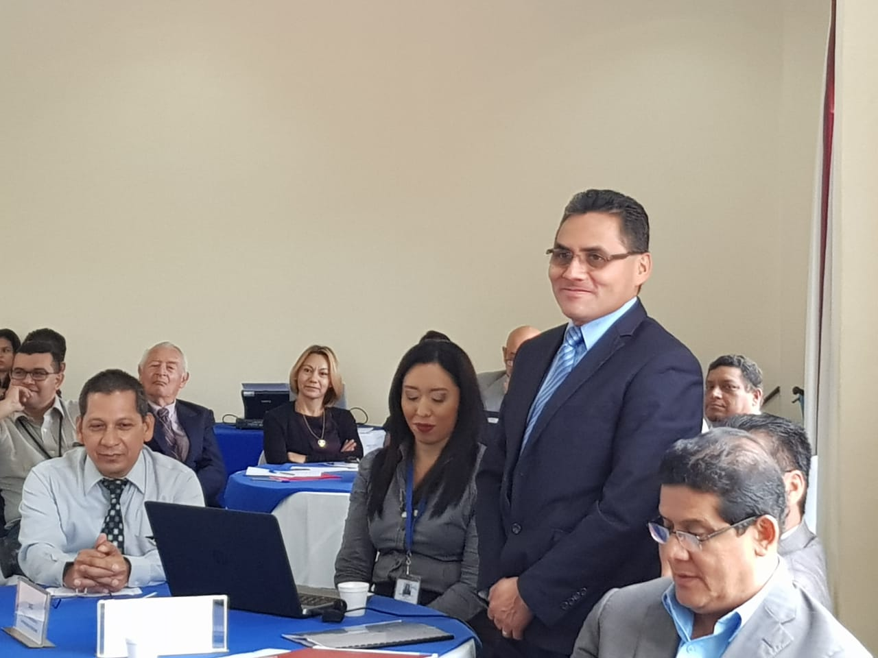 CNR presenta su informe de Rendición de Cuentas a usuarios y usuarias de la zona occidental