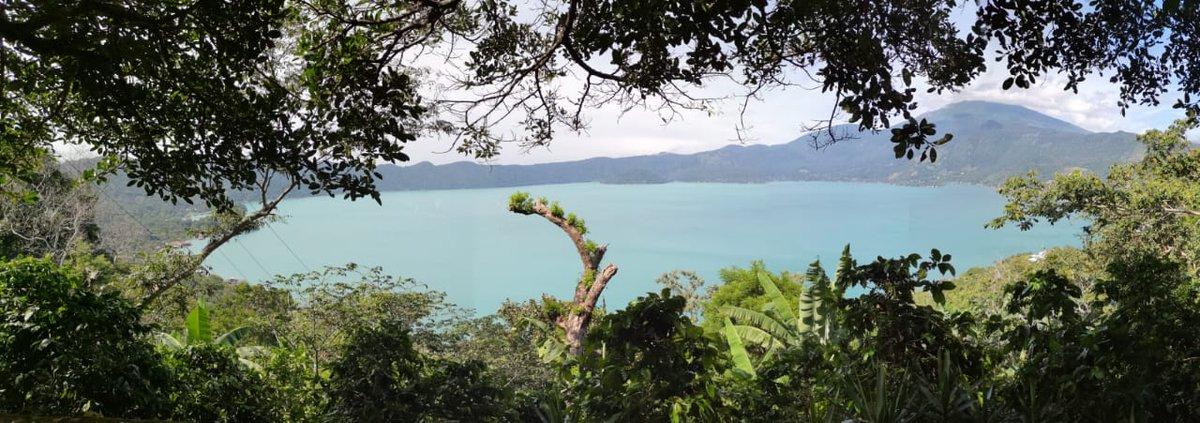 MARN prohíbe más construcciones en lago de Coatepeque -Santa Ana