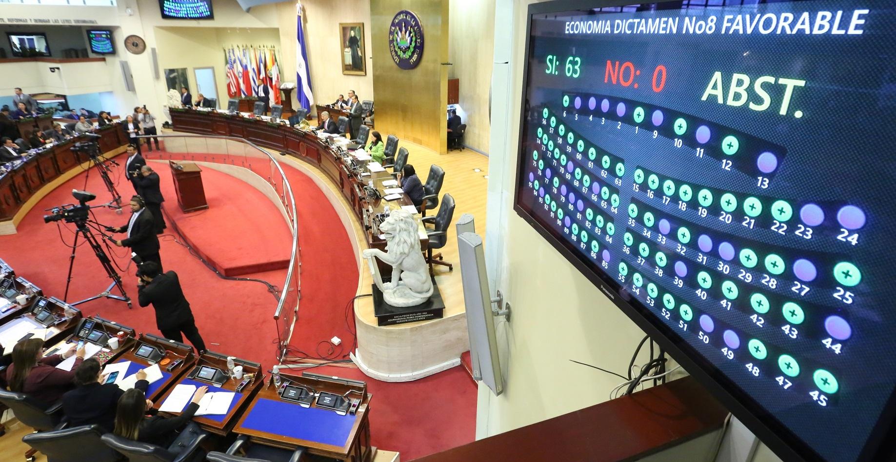 Pleno Legislativo obliga a ANDA no cobrar por servicios no prestados