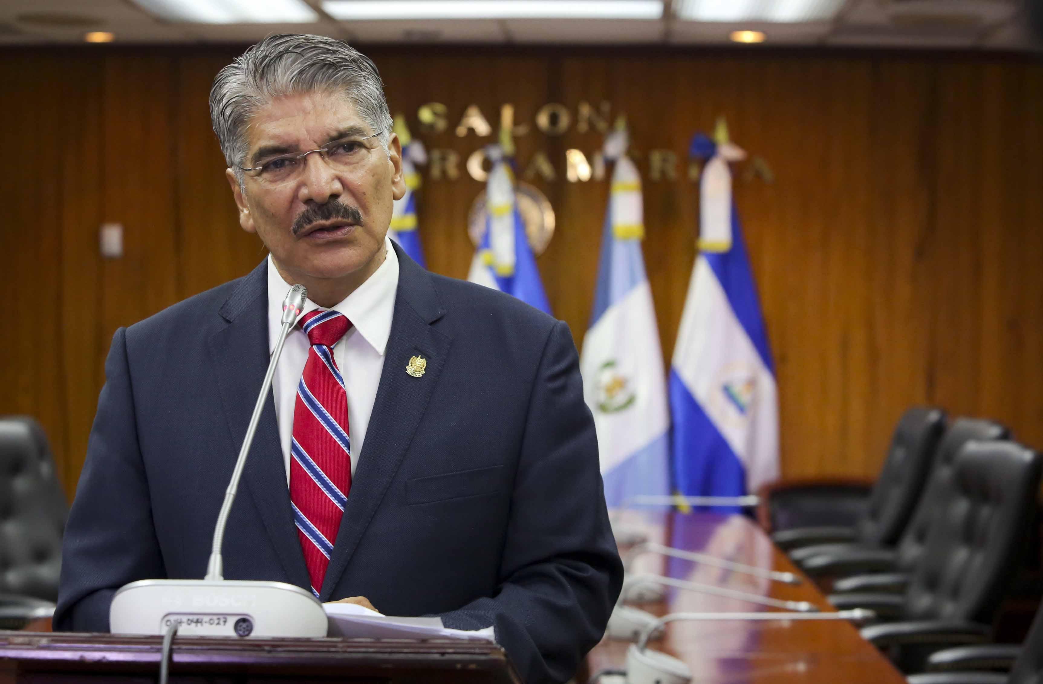 Presidente de la Asamblea Legislativa lamenta decisión del gobierno de El Salvador de romper relaciones diplomáticas con China-Taiwán