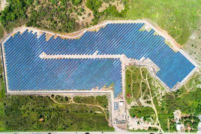 AES El Salvador y CMI concluyen primera fase del Proyecto Bósforo