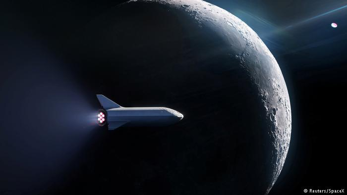 Multimillonario japonés será el primer turista que volará alrededor de la luna