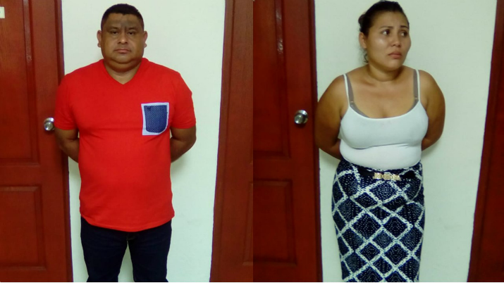 Traficantes de personas capturados al intentar sacar del país a una ciudadana