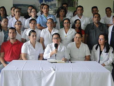 Piden Justicia por asesinato de enfermera Ruth Rivas en Metapán
