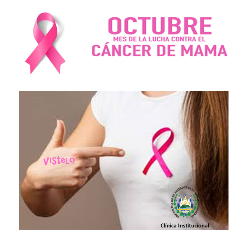 19 de Octubre, se declara Dia internacional de la lucha contra el cancer de mama.