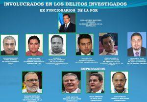 Desarticulada red de corrupcion en la Fiscalía salvadoreña