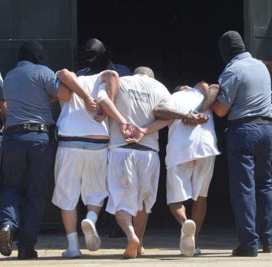 Remanente de estructura extorsionista recibe condenas de hasta 15 años de cárcel en Santa Ana