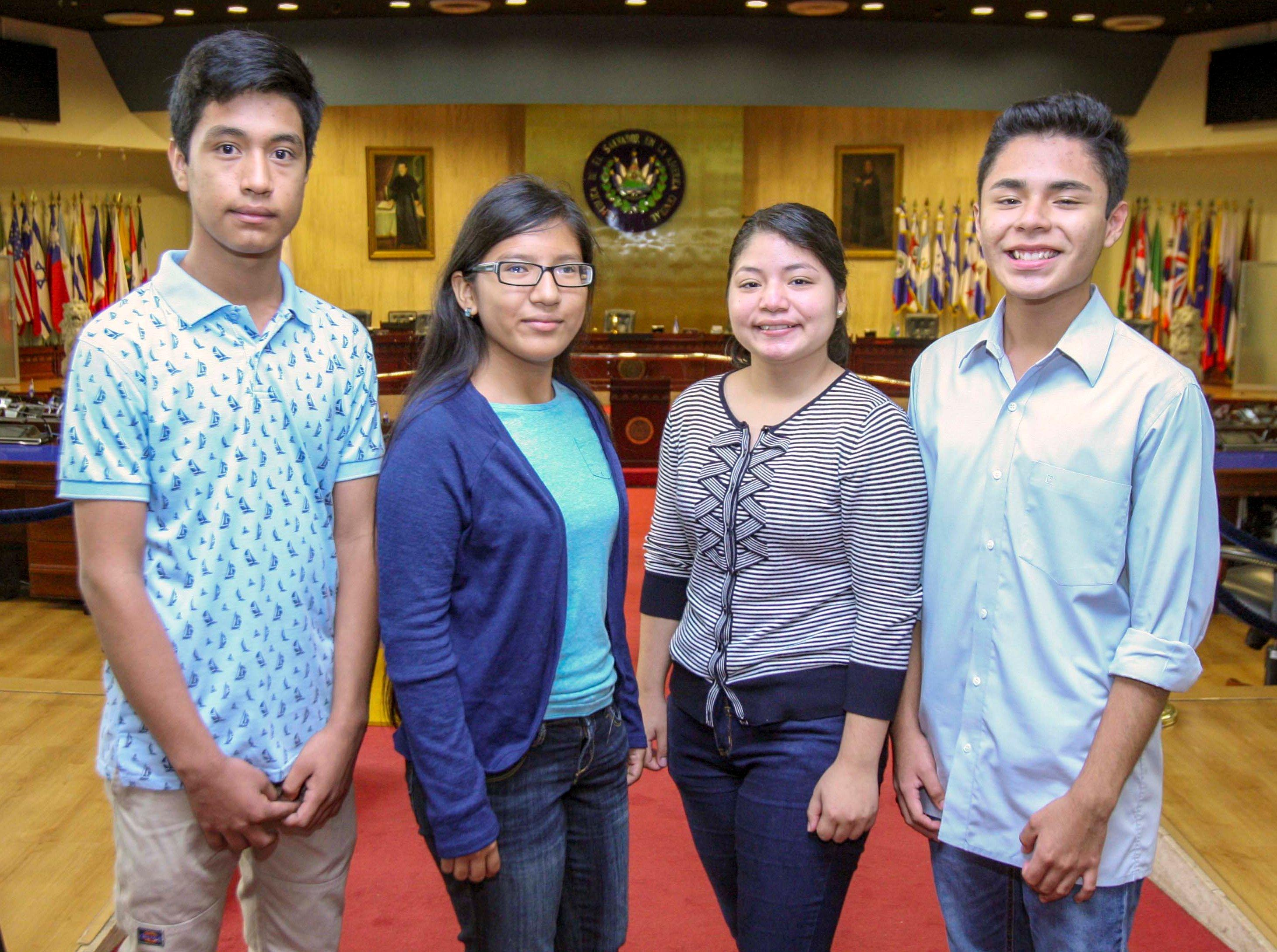 Televisión Legislativa prepara a niños presentadores para acto especial Diputada y Diputado por un Día
