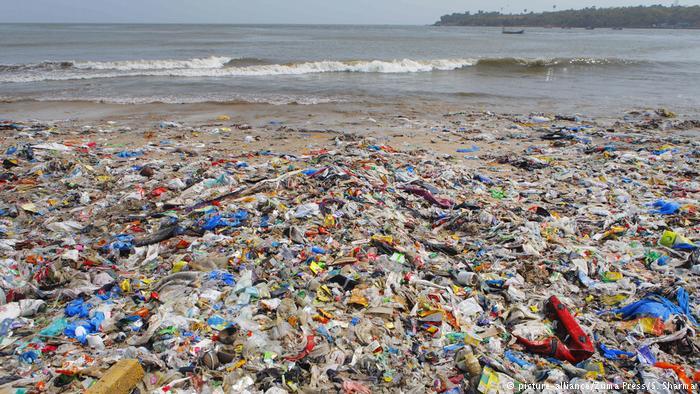 UE contra los residuos de plástico
