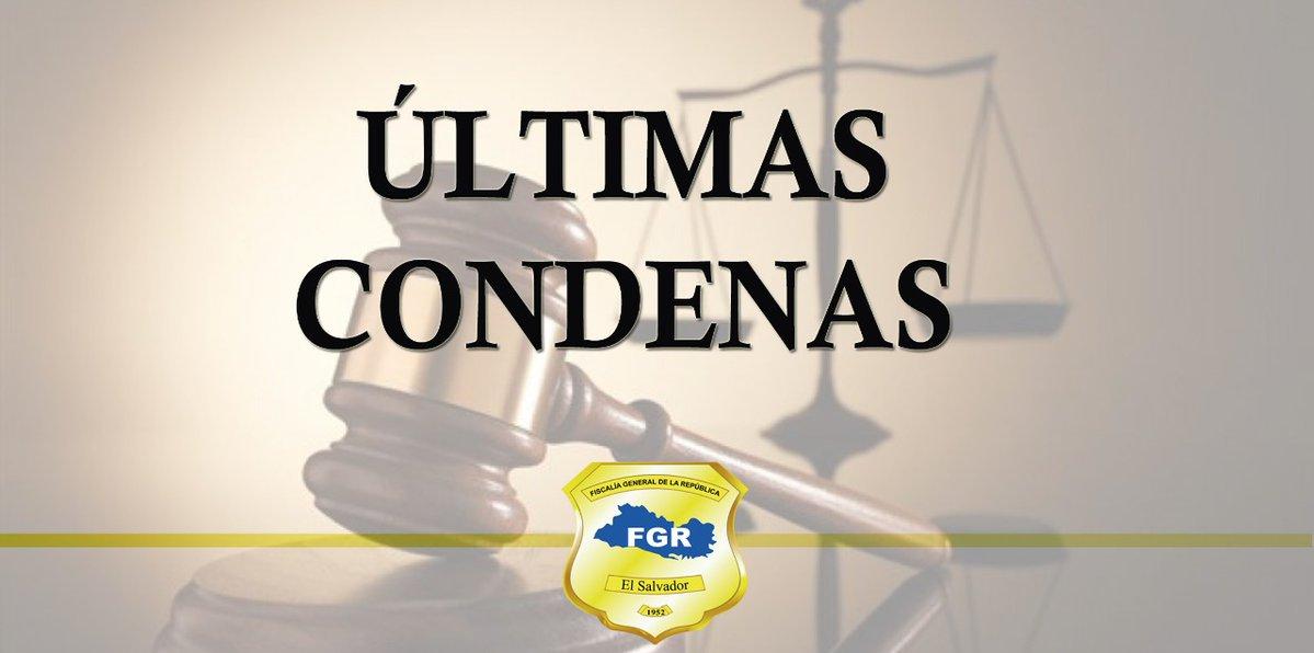 Miembros de la MS13 condenados entre 211 y 155 años de prisión por crimen de ex comandantes y otros