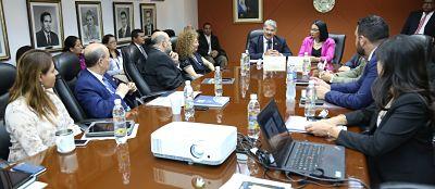 Primeras entrevistas a candidatos a fiscal general iniciarán el próximo lunes