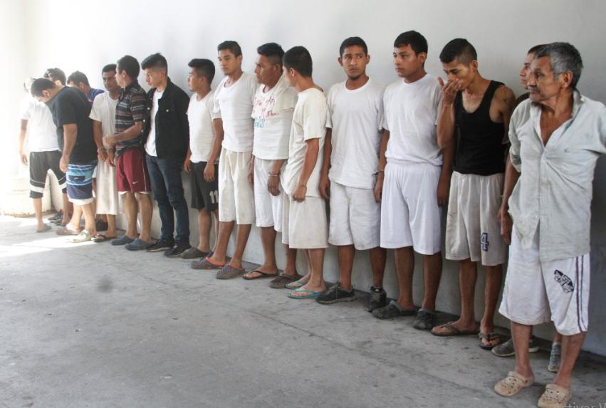 Un octogenario, un soldado, un padre y un padrastro entre los 23 violadores detenidos en Sonsonate