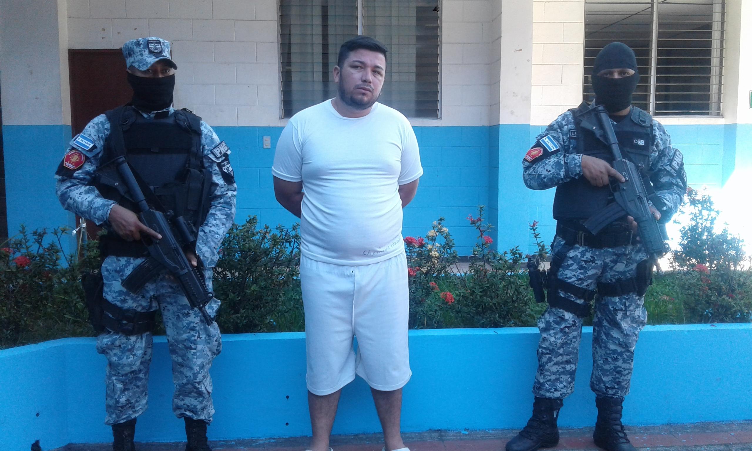 Víctor Vides es enviado a prisión acusado de asesinar a enfermera en Metapán