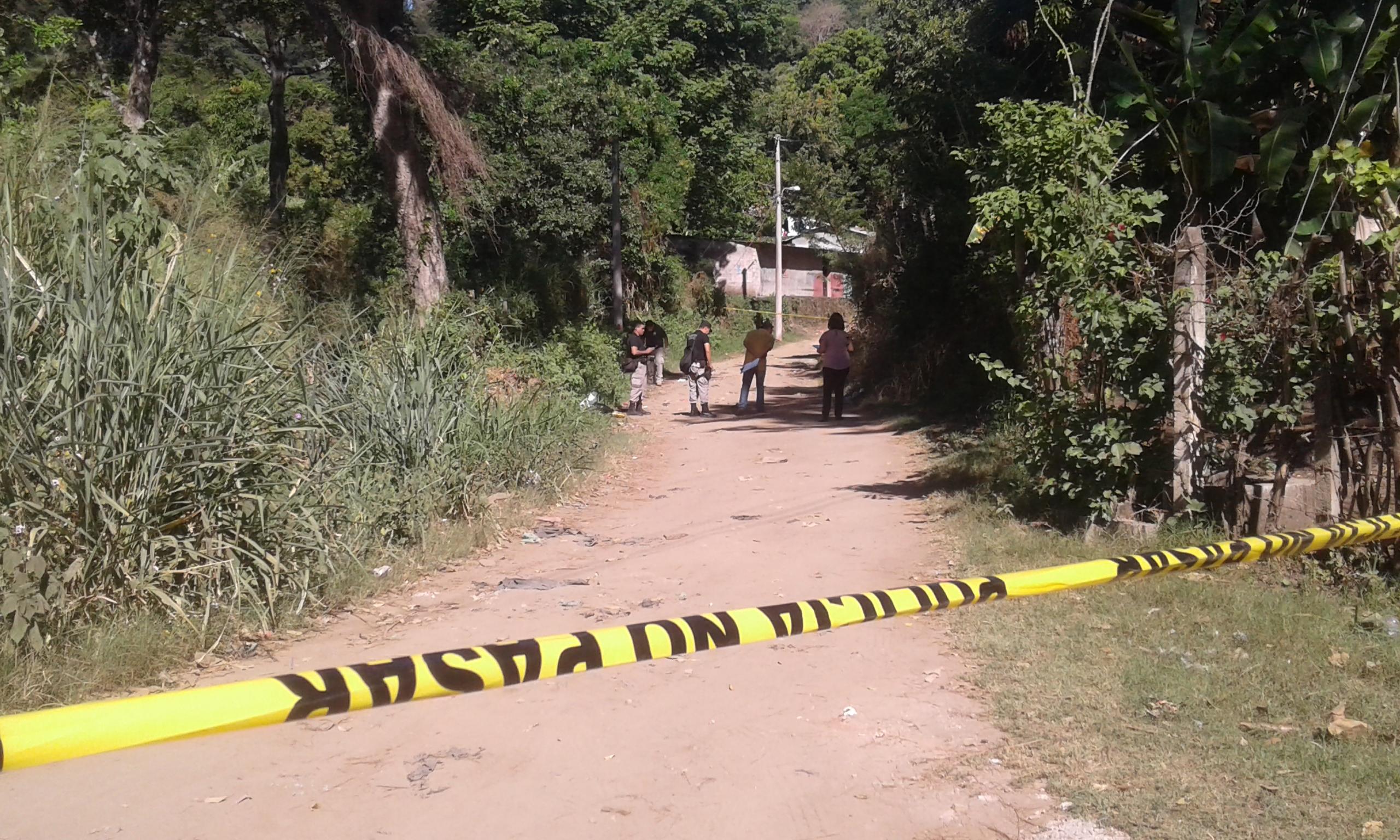 Un nuevo homicidio en Santa Ana
