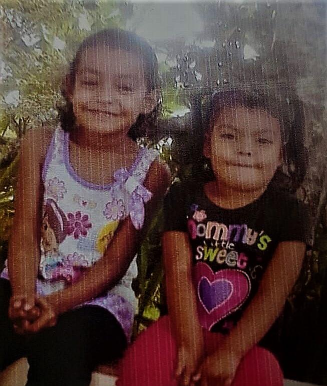 Ayudemos a buscar a hermanitas desaparecidas