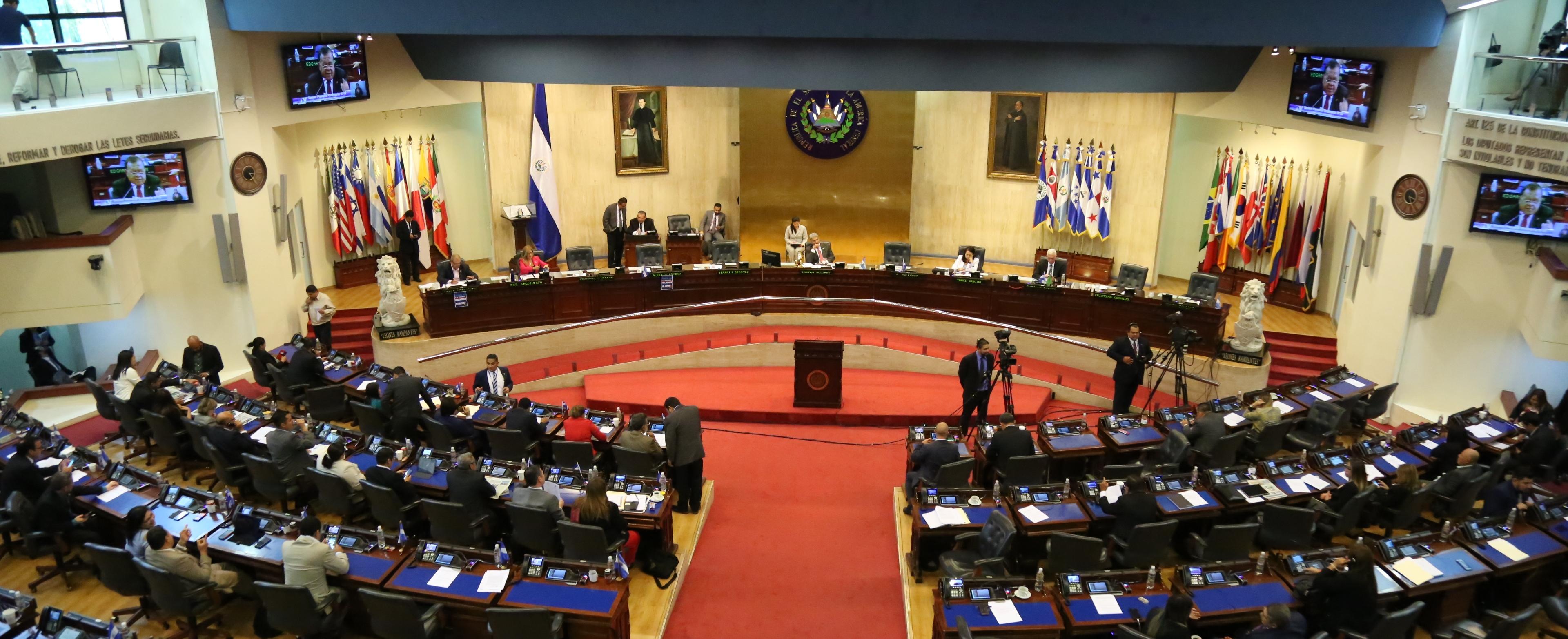 Asamblea facilitó DUI para alrededor de 200,000 ciudadanos, es por ello que los legisladores buscan una tercera asignación presupuestaria que garantice que ningún salvadoreño se quede sin votar